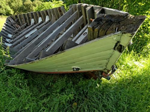 301 und noch'n Boot