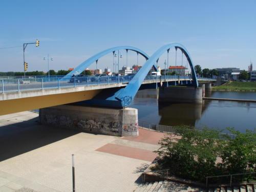 Stadtbrücke Slubice