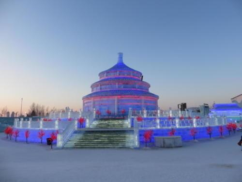Harbin Eisfestival