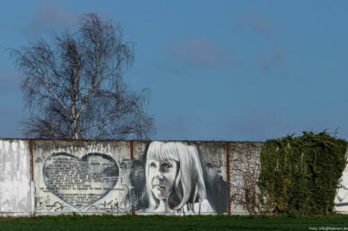 Grafitti Wall Dortelweil