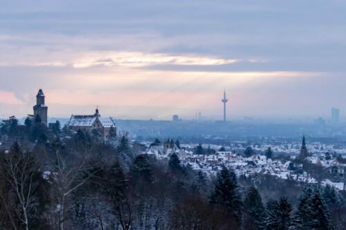 Malerblick Kronberg