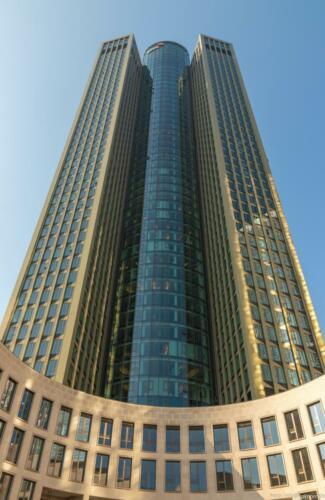 Tower 185 Einzigartig unter Vielen