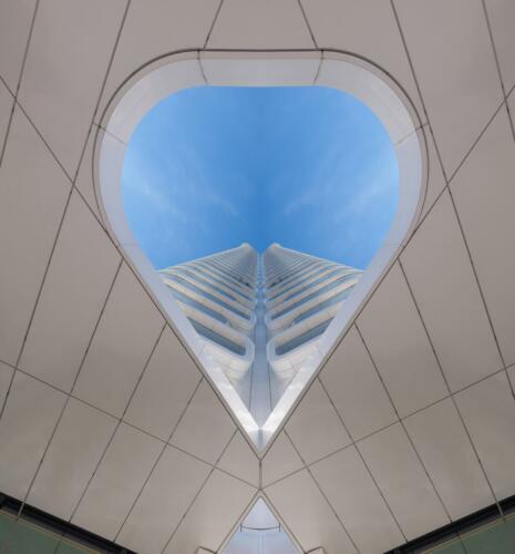 Grand Tower Europa-Viertel Ffm