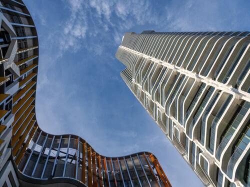 Skyline Plaza + Grand Tower