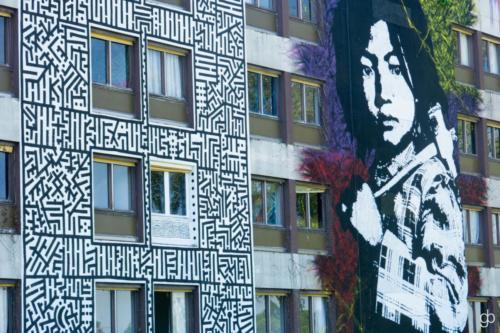 Lurcy-Levis Street Art City